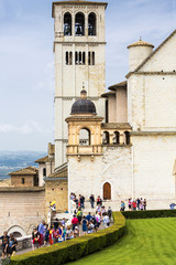 Persone ad Assisi