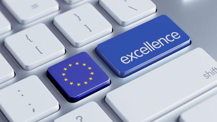 European Union Excellence Concept