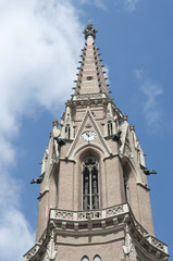 St. Othmar's catholic church in Vienna