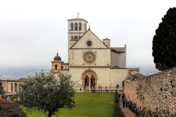 Assisi - Basilica of Saint Francis
