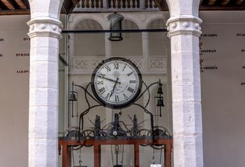 Relog universidad Valladolid