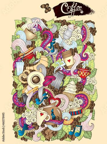 recznie-rysowane-kawy-doodle-ilustracji-wektorowych-szablon-projektu