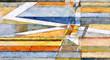 Obrazy na płótnie, fototapety, zdjęcia, fotoobrazy drukowane : Zigzag #1