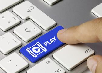 Play. Keyboard