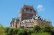 Chateau Frontenac hotel, Québec City, Quebec, Canada