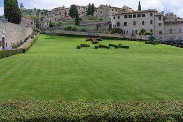 Pax Assisi Giardino
