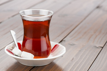 Turkish Tea    Tea with Space