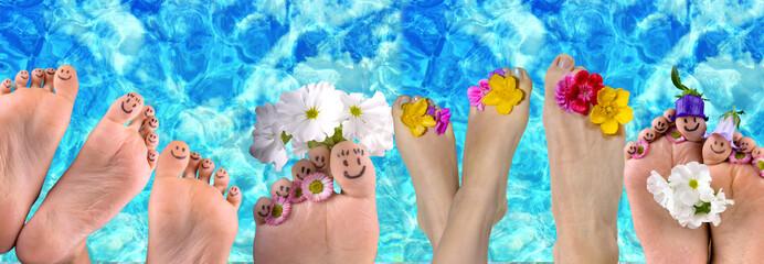 Den Urlaub genießen: Auszeit am Meer :)