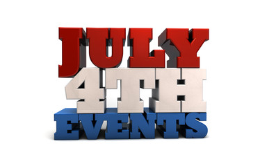 July 4th Events Independence Day