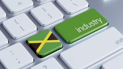 Jamaica Industry Concept