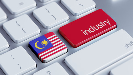 Malaysia Industry Concept