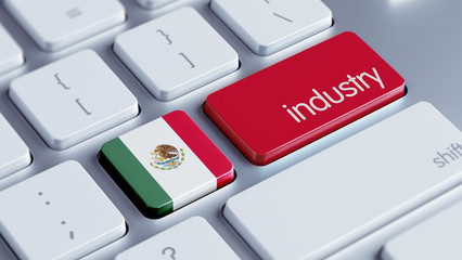 Mexico. Industry Concept