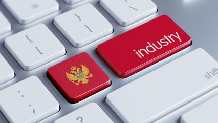 Montenegro. Industry Concept
