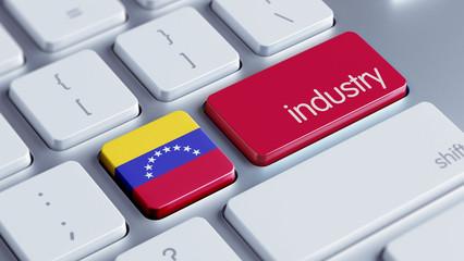 Venezuela Industry Concept