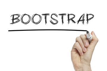 Hand writing bootstrap