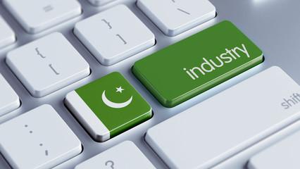 Pakistan Industry Concept