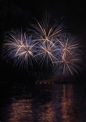 Fireworks - Ignis Brunensis in Czech republic in Brno 11.6.2014