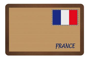 Commerce en Ligne -  France - Colis