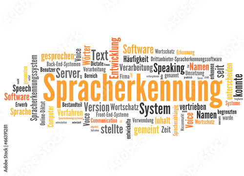 Spracherkennung (Software, Stimme)