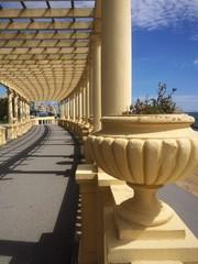 colonnada in Porto
