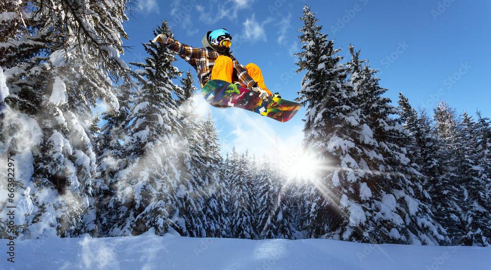 narty sporty ekstremalne sport - powiększenie