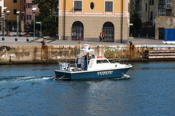 Polizia portuale