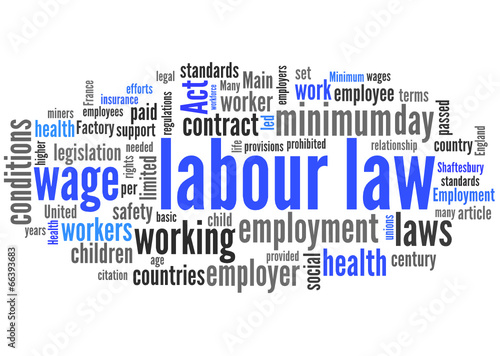 labour law (labor, employment, work)