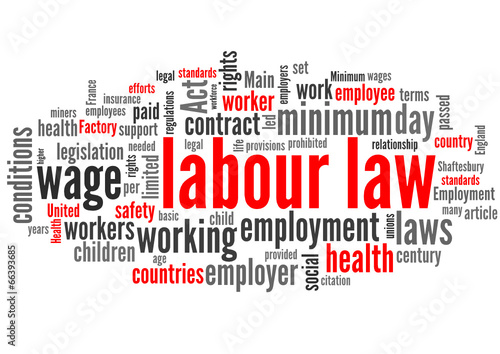 labour law (labor, employment, work)