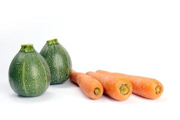 Gemüse essen
