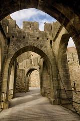 French destination, Carcassonne