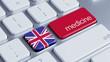 United Kingdom Medicine Concept