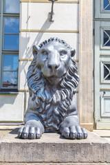 Löwengebäude - Universität Halle