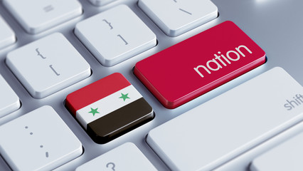 Syria Nation Concept