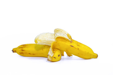 banana peel is discoloration is not beautiful