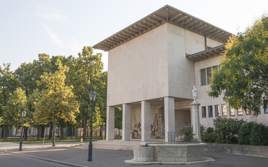 Basel, Altstadt, Universität, Petersplatz, Sommer, Schweiz