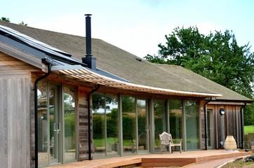 New eco friendly house