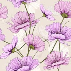 spring flower pattern