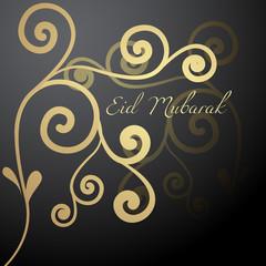 vector eid mubarak design