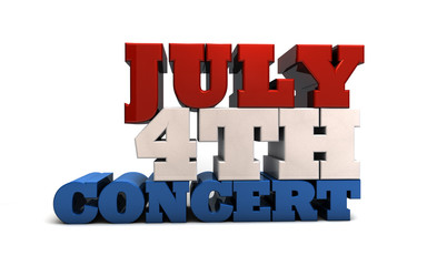 July 4th Independence Day Concert