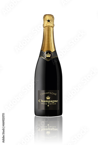 Papiers peints Fete, Spectacle champagne