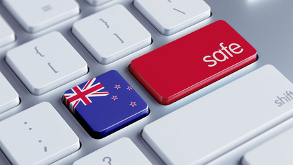 New Zealand Safe Concept