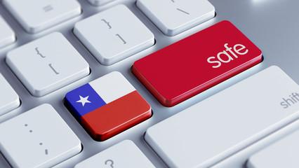 Chile Safe Concept