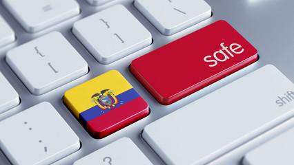 Ecuador Keyboard Concept