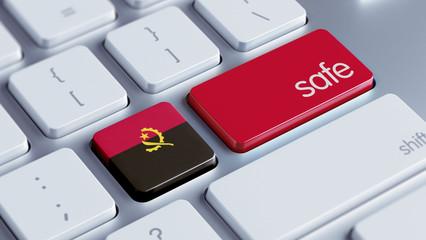 Angola Safe Concept