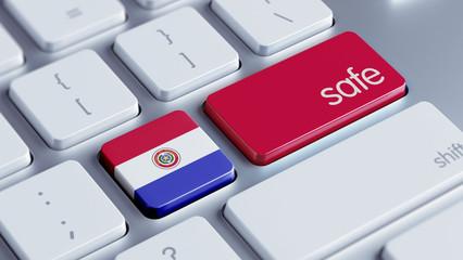 Paraguay Safe Concept