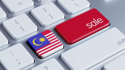 Malaysia Sale Concept