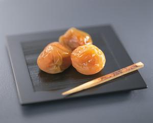 Umeboshi (Pickled plum)