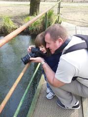Fotografare all'aperto
