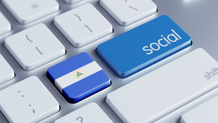 Nicaragua Social Concept