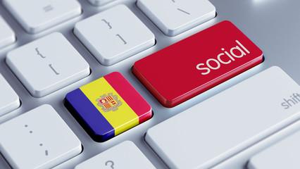 Andorra Social Concept